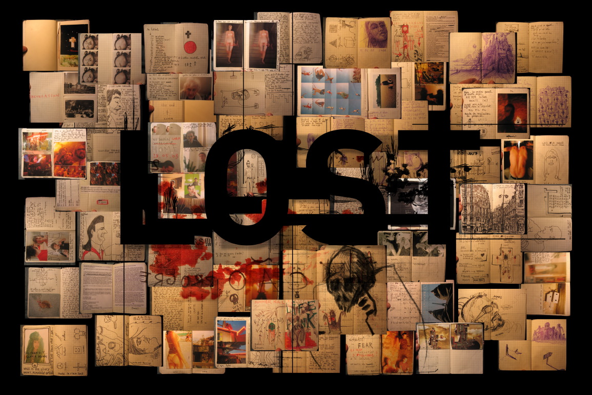 LOST _ Collage