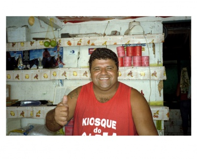 Kiosque do Alex, Areal do cabo